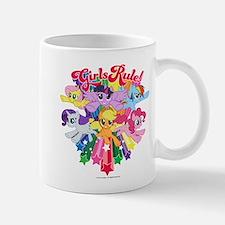 MLP Girls Rule! Small Mugs