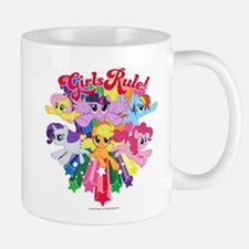 MLP Girls Rule! Small Small Mug