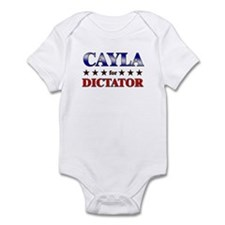CAYLA for dictator Onesie