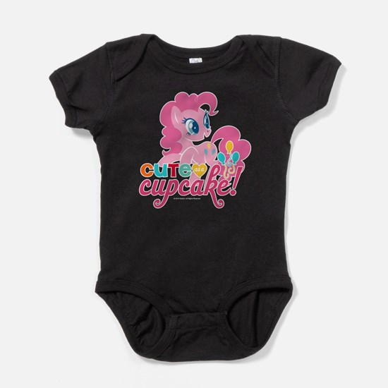 MLP Pinkie Pie Cupcake Baby Bodysuit