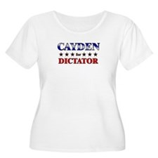 CAYDEN for dictator T-Shirt