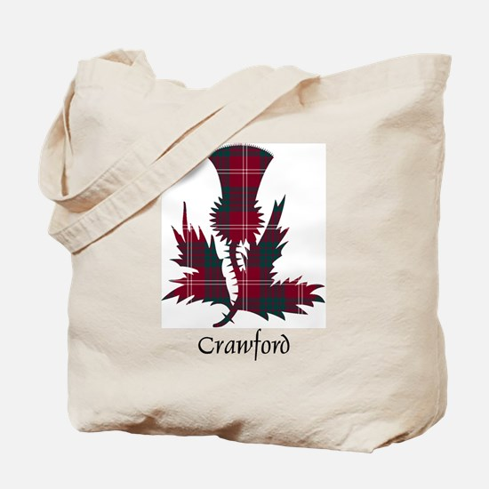Thistle - Crawford Tote Bag