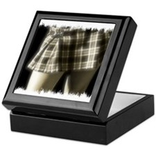 School Skirt Keepsake Box
