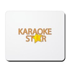 Karaoke STAR Mousepad