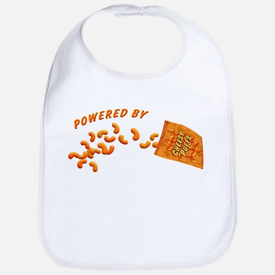Cheese Puffs Bib