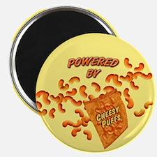 Cheese Puffs Magnet