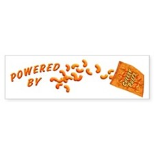 Cheese Puffs Bumper Sticker
