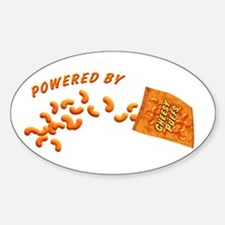 Cheese Puffs Decal