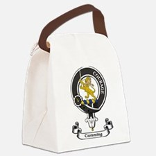 Badge - Cumming Canvas Lunch Bag