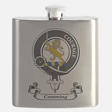 Badge - Cumming Flask