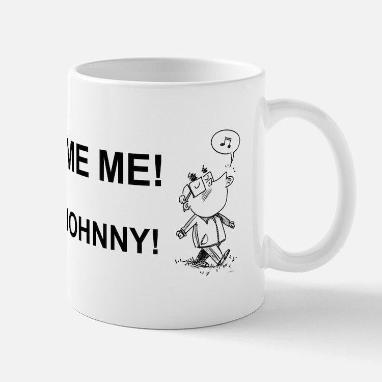 Cute John Mug