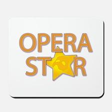Opera STAR Mousepad