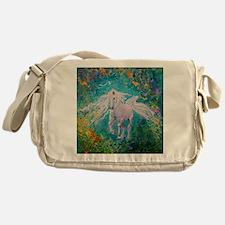 Cute Equine Messenger Bag