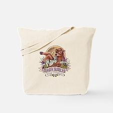 Cute Bathtub Tote Bag