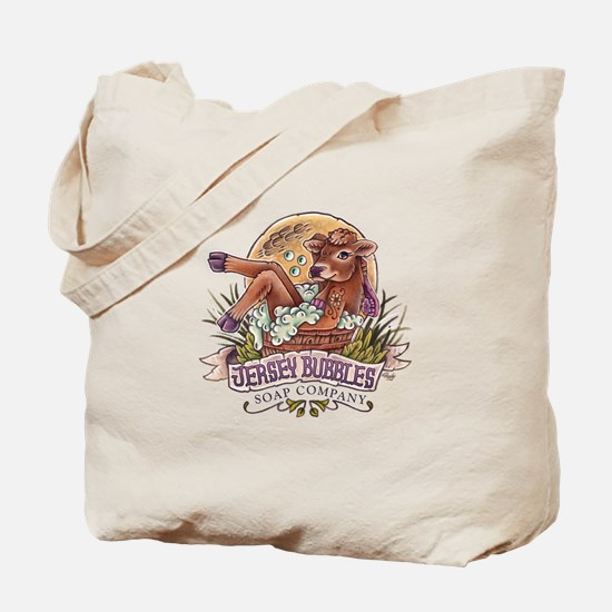 Funny Bath Tote Bag