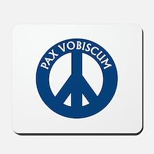 Pax Vobiscum Mousepad