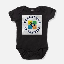 Unique Geocaching Baby Bodysuit