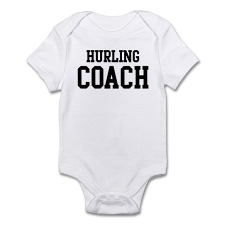 HURLING Coach Infant Bodysuit