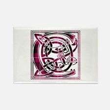 Monogram - Cunningham Rectangle Magnet