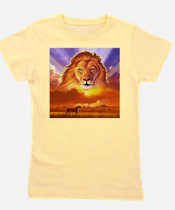 Unique Lion king Girl's Tee