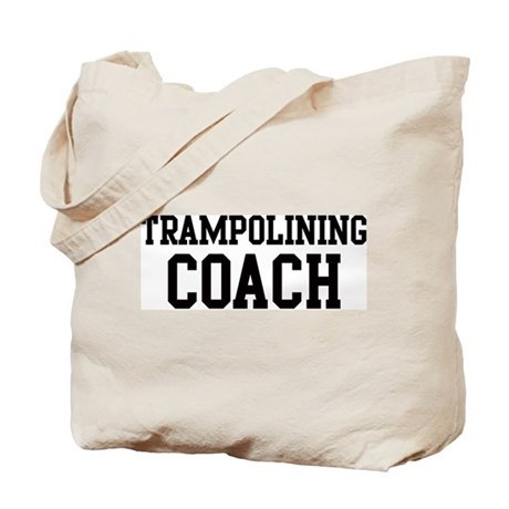 TRAMPOLINING Coach Tote Bag