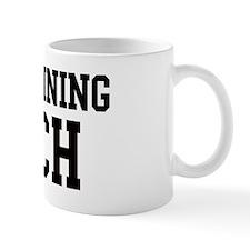 TRAMPOLINING Coach Mug
