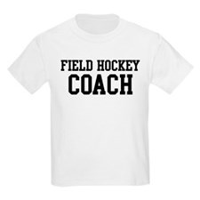 FIELD HOCKEY Coach T-Shirt