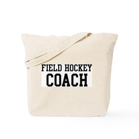 FIELD HOCKEY Coach Tote Bag