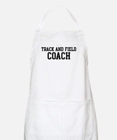 TRACK AND FIELD Coach BBQ Apron