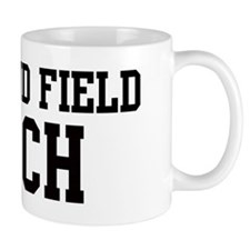 TRACK AND FIELD Coach Small Mug
