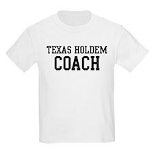 TEXAS HOLDEM Coach T-Shirt