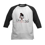 Science Baseball T-Shirt