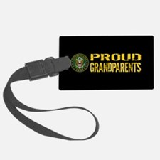 U.S. Army: Proud Grandparents (B Luggage Tag