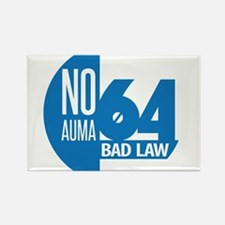Cute Regulations and law Rectangle Magnet (100 pack)