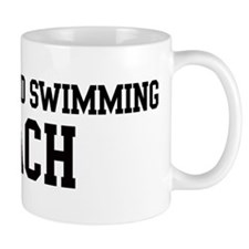 SYNCHRONIZED SWIMMING Coach Mug