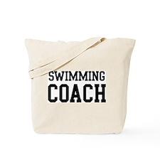 SWIMMING Coach Tote Bag