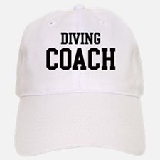 DIVING Coach Baseball Baseball Cap