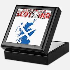 Made in Scotland Keepsake Box