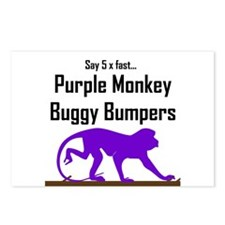 Pmbuggybumpers5x Postcards (Package of 8)