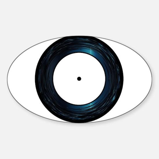 Seven Inch Vinyl Decal