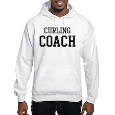CURLING Coach Hoodie