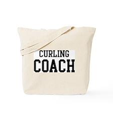 CURLING Coach Tote Bag