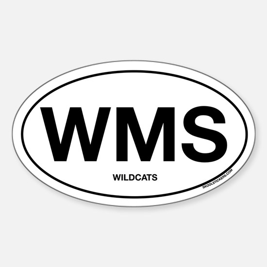 WMS WILDCATS Decal