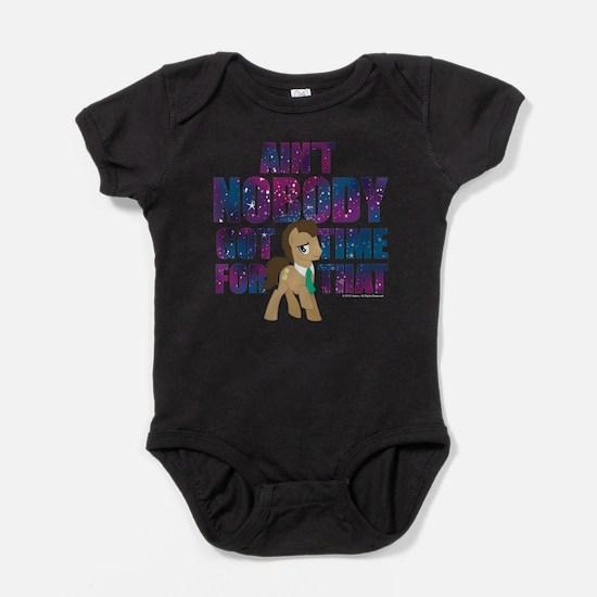 MLP Dr. Hooves Baby Bodysuit