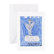 Holiday Artist Jayson Mudderman Greeting Card