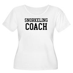 SNORKELING Coach T-Shirt