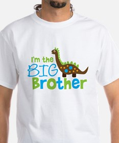 Dinosaur Big Brother T-Shirt