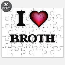 I Love Broth Puzzle