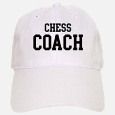 CHESS Coach Baseball Baseball Cap