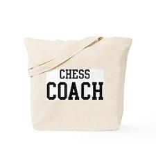 CHESS Coach Tote Bag